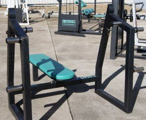 Calgym Bench Press
