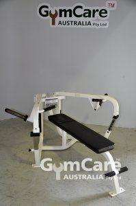Cybex Plate Loaded Bench Press