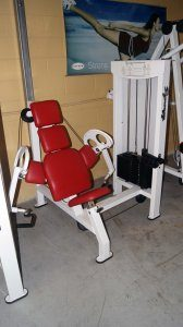 Calgym Synergy Incline Bicep Curl