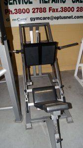 International Fitness 45 Degree Leg Press