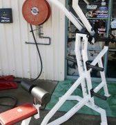 International Fitness Bio Trak Unilateral Lat Pulldown Plate Loaded
