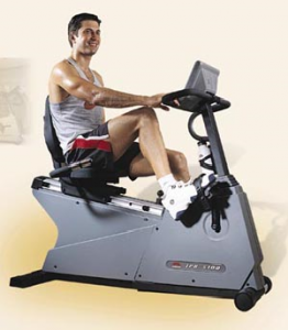 Johnson JPB5100 - Recumbent Bike