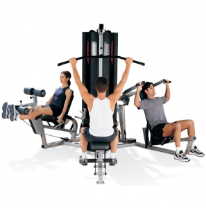 Life Fitness 3 Stack – Multi Station FIT3 1