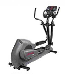 Life Fitness 9100 – Rear Drive Cross Trainer 1
