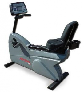 Life Fitness 9100R - Recumbent Bike
