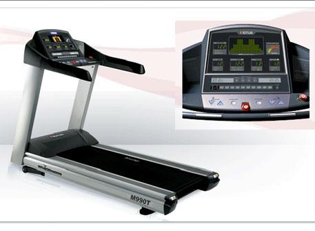 Motus M990T Treadmill 1
