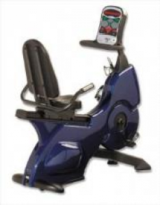 Powersport Evolution Semi-Recumbent Bike