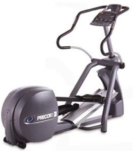 Precor EFX 546i Elliptical Trainer 1
