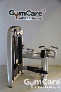 Technogym Upper Back Machine