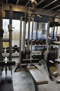 Unilateral Lat Pulldown/Seated Row Combo