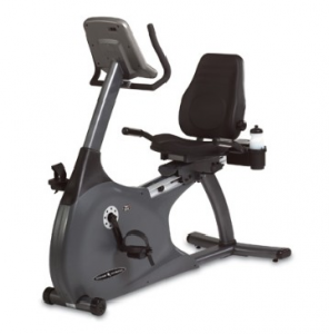 Vision Fitness R2600HRT Recumbent Bike 1